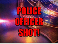 *************************** BREAKING NEWS *************************** ++++++++++++ Navajo Nation Police Officer Shot ++++++++++++  JUST HAPPENED in PREWITT, NM. A suspect in the shooting is in custody, but no other details have been released yet. FBI officials say the officer was airlifted to the University of New Mexico Hospital. There's no immediate update on the officer's condition.  Please PRAY for the officer's full and complete recovery. STAY SAFE, and GO BLUE!!!: OLICE  OFFICER  SHOT! *************************** BREAKING NEWS *************************** ++++++++++++ Navajo Nation Police Officer Shot ++++++++++++  JUST HAPPENED in PREWITT, NM. A suspect in the shooting is in custody, but no other details have been released yet. FBI officials say the officer was airlifted to the University of New Mexico Hospital. There's no immediate update on the officer's condition.  Please PRAY for the officer's full and complete recovery. STAY SAFE, and GO BLUE!!!