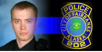 Our hearts are heavy to report this horrible news.  Fairbanks Alaska Police Sgt. Allen Brandt has died, Allen was shot six times in the line of duty on Oct. 16, he died Friday due to complications from an eye surgery. Rest In Peace brother you shall never be forgotten.: OLICE  SEARS  ALAP Our hearts are heavy to report this horrible news.  Fairbanks Alaska Police Sgt. Allen Brandt has died, Allen was shot six times in the line of duty on Oct. 16, he died Friday due to complications from an eye surgery. Rest In Peace brother you shall never be forgotten.