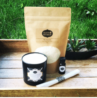 "<p><a href=""http://lol-coaster.tumblr.com/post/156056905852/scented-soy-candle-making-kit-olive-hyssop"" class=""tumblr_blog"">lol-coaster</a>:</p><blockquote> <p><b><a href=""https://www.etsy.com/listing/455604992/scented-soy-candle-making-kit-handmade"">  Scented soy candle making kit  </a></b><br/></p> <p>  Olive &amp; Hyssop is a simple candle concept. This soy wax handmade candle making kit does not require any melting to prep. Instead, we provide you with an artisan blend of oils, natural herbs, and wax, which evoke playfulness, serenity, sensuality, and/or relaxation. Then you decide the glass, bowl, or plate with which to enjoy them. Just open, place, and pour.</p> <p><a href=""https://www.etsy.com/listing/455604992/scented-soy-candle-making-kit-handmade"">https://www.etsy.com/listing/455604992/scented-soy-candle-making-kit-handmade</a><br/><br/></p> </blockquote>: OLIVE  HYSSOF  The Naturals  ural Candle <p><a href=""http://lol-coaster.tumblr.com/post/156056905852/scented-soy-candle-making-kit-olive-hyssop"" class=""tumblr_blog"">lol-coaster</a>:</p><blockquote> <p><b><a href=""https://www.etsy.com/listing/455604992/scented-soy-candle-making-kit-handmade"">  Scented soy candle making kit  </a></b><br/></p> <p>  Olive &amp; Hyssop is a simple candle concept. This soy wax handmade candle making kit does not require any melting to prep. Instead, we provide you with an artisan blend of oils, natural herbs, and wax, which evoke playfulness, serenity, sensuality, and/or relaxation. Then you decide the glass, bowl, or plate with which to enjoy them. Just open, place, and pour.</p> <p><a href=""https://www.etsy.com/listing/455604992/scented-soy-candle-making-kit-handmade"">https://www.etsy.com/listing/455604992/scented-soy-candle-making-kit-handmade</a><br/><br/></p> </blockquote>"