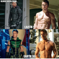 Two different version of Oliver Queen. ➡️Justin did an amazing performance as the GreenArrow on Smallville ➡️Now we have Stephen being the first hero of the Arrowverse . ArrowMemes ArrowEdits oliverqueen arrow teamarrow stephenamell justinhartley dccomics thecw superhero superheroshows Elseworlds: OLIVER QUEEN FROM...  EARTH1  arrowm  EARTH 90 Two different version of Oliver Queen. ➡️Justin did an amazing performance as the GreenArrow on Smallville ➡️Now we have Stephen being the first hero of the Arrowverse . ArrowMemes ArrowEdits oliverqueen arrow teamarrow stephenamell justinhartley dccomics thecw superhero superheroshows Elseworlds