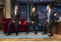 <p><strong>Sneak Peek from Tonight&rsquo;s Show!</strong></p> <p>Russell Crowe and Jimmy will be trying out some Michael Jackson dance moves with Jamie King.</p>: OLloyd Bishop/NBC <p><strong>Sneak Peek from Tonight&rsquo;s Show!</strong></p> <p>Russell Crowe and Jimmy will be trying out some Michael Jackson dance moves with Jamie King.</p>