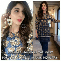OLLYBOLY CONFESS  NSTAGRAH  BELIEVE HAWRIA IS THE MOST  '  POPULAR ACTRESS OF OUR INDUSTRY * i wasn't going to post this but... original pc: @amna.hocane 💕 lollywood bollywood actress confession pakistani mawrahocane 🕊