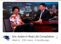 "Life, Love, and Tumblr: OLLYWO0D  5:07  Eric Andre In Real Life Compilation :  Mark A. 23K views 4 months ago <p><a class=""tumblr_blog"" href=""http://tripropellant.tumblr.com/post/148259579558"">tripropellant</a>:</p><blockquote> <p>i love the implication here that he doesn't usually exist in the real world</p> </blockquote>"