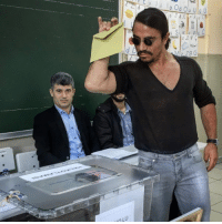 Salt bae is voting in turkish referandum! Expect salt bae memes making a small comeback after this pic, perfect time to sell your leftover stocks since it will die again. SELL SELL SELL!: OLU  M z 29 G Salt bae is voting in turkish referandum! Expect salt bae memes making a small comeback after this pic, perfect time to sell your leftover stocks since it will die again. SELL SELL SELL!