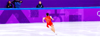 olympichampion:  Mirai Nagasu becomes the first U.S. woman to land a triple axel at the Olympics.: olympichampion:  Mirai Nagasu becomes the first U.S. woman to land a triple axel at the Olympics.