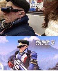 OMAN  dTNH  SOLDIER 76 Grandpa what the fuck u doin in real life 😂. ----------------- Owner Kay's Account: @Kayonide 👾 - Battle.net: Penguinsxx 2663 🎮 - Steam: Nachosmanxx 🏆 - Facebook: Khalid Alhajaji (Kayonide) ----------------- Co-Owner Zed's Account: @Theycallmezed 👾 - Youtube Account: Zed drinks Tea 🏆 - Facebook Account: Zed drinks Tea 🎮 - Battle.net: Zeddrinkstea 2642 🎬 - Steam: Zed drinks Tea ----------------- - Reposted: @over.watching. - Ignore Whats Below 😁⬇️. ------------- Overwatch Overwatchmeme Overwatchmemes OverwatchPlays OverwatchHighlights OverwatchPlayOfTheGame Bastion BastionPlays BastionMemes BastionHighlights BastionPlayOfTheGame Genji GenjiMemes Blizzard