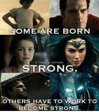 That's the truth of the life.... What are ur thoughts about it? Comment below dccomics dcuniverse dccinematicuniverse dcentertainment justiceleague superman batman wonderwoman dcfacts like4like comics commentforcomment: OME ARE BORN  IG OBAT OF GOTHAM  STRONG  OTHERS HAVE  WORK TO  BECOME STRONG That's the truth of the life.... What are ur thoughts about it? Comment below dccomics dcuniverse dccinematicuniverse dcentertainment justiceleague superman batman wonderwoman dcfacts like4like comics commentforcomment