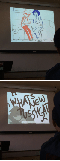 Fucking, Target, and Teacher: omegapausestuck: avipsyche: hey do you guys want to know what we watched in english class today? what our fucking teacher projected on the screen for the whole class to watch? do you know? NO…