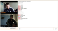 Beautiful, Omegle, and Chat: Omegle  er for options  Take  You're new chatting a random stranger, say  Stranger RIUSSA  Stranger: SLAVA  Stranger VODKU  Stranger what your name brat D  Stranger Vlaly  Stranger da  Stranger yos D  Stranger kompet 3  Stranger: yes D  Stranger you kopwo?  stranger Kosovo je Srbin  You Kram Rusta  Stranger da  stranger. Polska Rossiya ISrba 3  Stranger Slavic D The beginning of a beautiful friendship