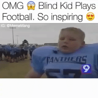 Dm if you trying to buy shoutouts for your meme page, or business etc for cheap lmao. Like really cheap PayPal only.: OMG Blind Kid Plays  Football. So inspiring  IG: @MemeMang  ANTHER  2 Dm if you trying to buy shoutouts for your meme page, or business etc for cheap lmao. Like really cheap PayPal only.