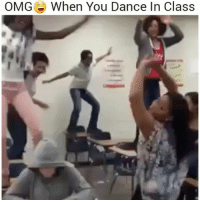 He was not feeling it😂😂😂 👉Tag a friend👉 Follow (@soflo) for more laughs: OMG  When You Dance In Class He was not feeling it😂😂😂 👉Tag a friend👉 Follow (@soflo) for more laughs