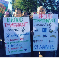 College, Doctor, and Love: ON  0  PROUD  IMMIGRANT parant of  PROUD MMIGRANT  parent  college graduates  3 business men  2 public school teachers  1 doctor  UCDAVIS  SCHOOL MEDİCINI  gSU  1 lotiel A GRADUATES Love this! 💯🙏🇲🇽