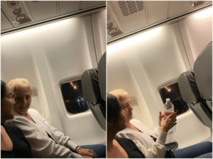 "On a 4 hour flight, an old lady starts talking to a teenager. To me it seemed annoying to pick up a random convo. Then the girl took off her headphones and started talking with the lady for 3 hours straight. When we got off I asked the teen why she said ""she looked like she needed someone talk to"" via /r/wholesomememes https://ift.tt/2ToL5kt: On a 4 hour flight, an old lady starts talking to a teenager. To me it seemed annoying to pick up a random convo. Then the girl took off her headphones and started talking with the lady for 3 hours straight. When we got off I asked the teen why she said ""she looked like she needed someone talk to"" via /r/wholesomememes https://ift.tt/2ToL5kt"