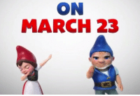 Target, Tumblr, and Blog: ON  MARCH 23 storyhorsedork:  venchar: i have never felt so threatened by an ad  todays the day. its march 23. im sitting in my basement waiting for them to come. i can hear them. theyre coming for me and im unsure wha