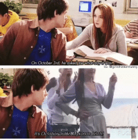 Bitch, Funny, and Omg: On October 3rd, he asked me Whatdayit was  IG: @girlsthinkimfunny  lt's October 3rd in Mykonos bitch! OMG Karen! You can't just go throw a party in Mykonos. @lindsaylohan girlsthinkimfunny mykonos dothelilo october3rd meangirlsday lindsaylohan