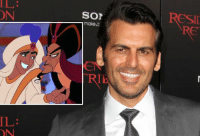 leiandcharles:  onceland:   Once Upon a Time Reveals Aladdin Storyline, Casts Oded Fehr as Jafar (x) ABC's Once Upon a Time, at long last, is taking on the story of Aladdin, as revealed during a Season 6 teaser that debuted at the San Diego Comic-Con on Saturday. At the close of Once's panel, cocreators Adam Horowitz and Eddy Kitsis gave the audience one more treat — in the form of the first three minutes from the Sunday, Sept. 25 season premiere. At the close of the clip, viewers met Aladdin, who is being played by Deniz Akdeniz (South Beach, right). Poised to get in the street rat, riff-raff's face, meanwhile, is Covert Affairs favorite Oded Fehr, as the evil Jafar. (Lost alum Naveen Andrews played the Royal Vizier of Agrabah on the short-lived Once Upon a Time in Wonderland spinoff, but was unavailable to reprise the role, due to hisSense8 commitments.) The reveal of Aladdin and Jafar comes on the heels of a flurry of other Season 6 castings, including Giles Matthey (24: Live Another Day) as Morpheus, Craig Horner (Hindsight) as the Count of Monte Cristo and the returns of Cinderella/Ashley (played by Jessy Schram) and Dr. Archie Hopper (Raphael Sbarge).   : ON  RE  make.t  er  RI  Tb  IL:  ON leiandcharles:  onceland:   Once Upon a Time Reveals Aladdin Storyline, Casts Oded Fehr as Jafar (x) ABC's Once Upon a Time, at long last, is taking on the story of Aladdin, as revealed during a Season 6 teaser that debuted at the San Diego Comic-Con on Saturday. At the close of Once's panel, cocreators Adam Horowitz and Eddy Kitsis gave the audience one more treat — in the form of the first three minutes from the Sunday, Sept. 25 season premiere. At the close of the clip, viewers met Aladdin, who is being played by Deniz Akdeniz (South Beach, right). Poised to get in the street rat, riff-raff's face, meanwhile, is Covert Affairs favorite Oded Fehr, as the evil Jafar. (Lost alum Naveen Andrews played the Royal Vizier of Agrabah on the short-lived Once Upon a Time in Wonderland spinoff, but was unavailable to reprise the role, due to hisSense8 commitments.) The reveal of Aladdin and Jafar comes on the heels of a flurry of other Season 6 castings, including Giles Matthey (24: Live Another Day) as Morpheus, Craig Horner (Hindsight) as the Count of Monte Cristo and the returns of Cinderella/Ashley (played by Jessy Schram) and Dr. Archie Hopper (Raphael Sbarge).