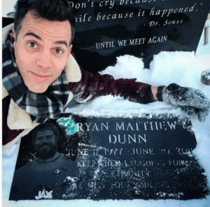 omg-humor:Steveo being a friend still.: on t cry DelUIJ  ile because it happened.  . Dr. Seuss  UNTIL WE MEET AGAIN  YAN MAITTIEW  DUNN omg-humor:Steveo being a friend still.