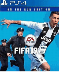 Twitter is too savage 💀 https://t.co/rDuBXFm4vo: ON THE R UN EDITIO N  EA  SPORTS  FIFA19  FIFA Twitter is too savage 💀 https://t.co/rDuBXFm4vo