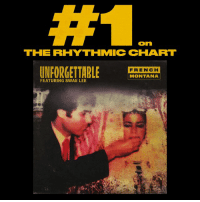 Congrats to FrenchMontana & SwaeLee for going 1 on the Rhythmic charts and Top 10 on Hot 100 👏🏆🥇📈 WSHH JungleRules out now @frenchmontana @swaelee: on  THE RHYTHMIC CHART  UNFORGETTABLE TO  FRENCH  MONTANA  FEATURING SWAE LEE Congrats to FrenchMontana & SwaeLee for going 1 on the Rhythmic charts and Top 10 on Hot 100 👏🏆🥇📈 WSHH JungleRules out now @frenchmontana @swaelee