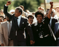Memes, Nelson Mandela, and Prison: On this date in 1990, Nelson Mandela was released from Victor prison, Cape Town. The African National Congress leader had served over 27 years in detention.