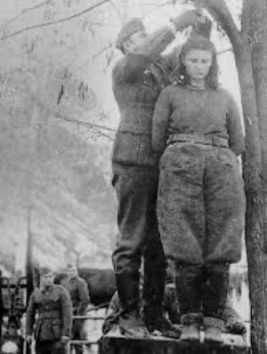 On this day, 19 Dec 1925 anti-Nazi communist resistance fighter Lepa Svetozara Radic was born in Bosnia-Herzegovina. Captured in 1943 Nazis offered to spare her life if she gave up the names of her comrades but she refused and was subsequently martyred as a result: On this day, 19 Dec 1925 anti-Nazi communist resistance fighter Lepa Svetozara Radic was born in Bosnia-Herzegovina. Captured in 1943 Nazis offered to spare her life if she gave up the names of her comrades but she refused and was subsequently martyred as a result