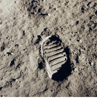 "On this day in 1969, NASA astronauts Neil Armstrong and Buzz Aldrin took ""one small step"" and planted the first human feet on another world, our moon. At 10:56 p.m. EDT, with more than half a billion people watching on television, Armstrong climbs down the ladder and proclaims: ""That's one small step for a man, one giant leap for mankind."" Aldrin joins him shortly, and offers a simple but powerful description of the lunar surface: ""magnificent desolation."" They leave behind an American flag, a patch honoring the fallen Apollo 1 crew and a plaque on one of Eagle's legs. It reads, ""Here men from the planet Earth first set foot upon the moon. July 1969 A.D. We came in peach for all mankind."" Armstrong and Aldrin blast off and dock with Michael Collins in the Columbia Command Module. Credit: NASA nasa space moon Apollo11 Apollo landing moonlanding astronaut armstrong aldrin collins eagle module lunar spacepic instagram neildegrassetyson Repost @nasa: On this day in 1969, NASA astronauts Neil Armstrong and Buzz Aldrin took ""one small step"" and planted the first human feet on another world, our moon. At 10:56 p.m. EDT, with more than half a billion people watching on television, Armstrong climbs down the ladder and proclaims: ""That's one small step for a man, one giant leap for mankind."" Aldrin joins him shortly, and offers a simple but powerful description of the lunar surface: ""magnificent desolation."" They leave behind an American flag, a patch honoring the fallen Apollo 1 crew and a plaque on one of Eagle's legs. It reads, ""Here men from the planet Earth first set foot upon the moon. July 1969 A.D. We came in peach for all mankind."" Armstrong and Aldrin blast off and dock with Michael Collins in the Columbia Command Module. Credit: NASA nasa space moon Apollo11 Apollo landing moonlanding astronaut armstrong aldrin collins eagle module lunar spacepic instagram neildegrassetyson Repost @nasa"