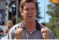 On this day in 1996, Shooter McGavin dropped a 4 shot lead on the back 9 and Happy Gilmore won the Tour Championship #Masters2018 🏌️♂️⛳🏌️♂️⛳🏆: On this day in 1996, Shooter McGavin dropped a 4 shot lead on the back 9 and Happy Gilmore won the Tour Championship #Masters2018 🏌️♂️⛳🏌️♂️⛳🏆