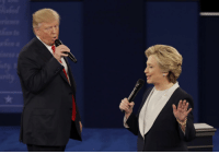 """On this day in 2015, Donald Trump and Hillary Clinton delivered a breakthrough duet in the first ever, """"Debate: The Musical."""": On this day in 2015, Donald Trump and Hillary Clinton delivered a breakthrough duet in the first ever, """"Debate: The Musical."""""""