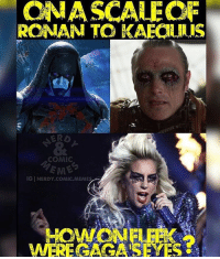 Memes, Nerdy, and 🤖: ONA SCALEOF  RONAN TO KAECILIKUS  COMIC  IGINERDY COMIC MEMES I'd say a WinterSoldier... 🤔😂 Shoutout to my podcasting bros over at @nerdy.comic.memes for this one. 👌🏾 -- 🚨 And be sure to listen to the latest episode of BlerdVision [LINK IN BIO] for our DCTV reviews of the week, JusticeLeagueDark and more!