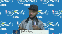 """""""LeBron James Game 4 Post Game Interview"""" ➖➖➖➖➖➖➖➖➖➖➖➖➖➖➖ Disclaimer: I'm A Cavs Fan! CavsIn7 💯🤷🏽♂️ ➖➖➖➖➖➖➖➖➖➖➖➖➖➖➖ Follow My Back Up Page @NickBankshot 🏃🏾💨: ONBA  ONBA  ONBA  ONBA  ONBA  ONBA  NBA  F LeBron James  Cavaliers practiced how to get swept properly """"LeBron James Game 4 Post Game Interview"""" ➖➖➖➖➖➖➖➖➖➖➖➖➖➖➖ Disclaimer: I'm A Cavs Fan! CavsIn7 💯🤷🏽♂️ ➖➖➖➖➖➖➖➖➖➖➖➖➖➖➖ Follow My Back Up Page @NickBankshot 🏃🏾💨"""