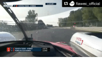 Memes, Porsche, and Toyota: ONBOARD.  TOYOTA TS050-HYBRID  TOYOTA TS050-HYBRID  2  PORSCHE 919 HYBRID  1:15:49  2:37.6  2:29.8  fiawec official This unbelievable pole lap from Kamui Kobayashi is the fastest ever lap at Le Mans! 😮😮😮 🎥 @fiawec_official lemans wec wtf1
