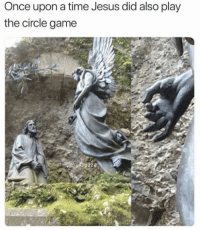 Where it all began 👌 https://t.co/QzUX4b5m8I: Once upon a time Jesus did also play  the circle game  żża Where it all began 👌 https://t.co/QzUX4b5m8I