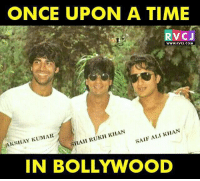 Once upon a time in Bollywood..😎 rvcjinsta: ONCE UPON A TIME  RVC J  WWW, RV CJ.COM  SAIF ALI KHAN  SHAHRUKH KHAN  KSHAY KUMAR  IN BOLLYWOOD Once upon a time in Bollywood..😎 rvcjinsta