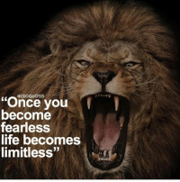 """Tag your friends 👇🏼 6amsuccess make this life count; don't just let it go by 👊🏼. Work 🙌🏼: """"Once you  become  fearless  life becomes  limitless"""" Tag your friends 👇🏼 6amsuccess make this life count; don't just let it go by 👊🏼. Work 🙌🏼"""
