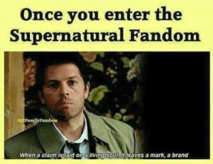 Does Misha Collins have a tumblr?? | Supernatural Amino: Once you enter the  Supernatural Fandom  J2FamlyFandom  When a claim is aid ona living soul, it leaves a mark, a brand Does Misha Collins have a tumblr?? | Supernatural Amino