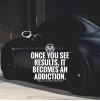 Memes, Work, and Mind: ONCE YOU SEE  RESULTS, IT  BECOMES AN  ADDICTION  GMILLIONAIRE MENTOR Just keep in mind results happen overtime, not overnight. Work hard, stay consistent, achieve and repeat. 🔥 hustle achieve success grind millionairementor