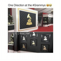 Memes, 🤖, and  Zac: One Direction at the #Grammys  IG II @zac niall Ugh boys .. you're killing me