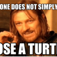 one does not simply: ONE DOES NOT SIMPLY  SEATURT