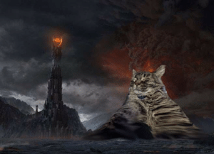 One does not simply walk into Mordor: One does not simply walk into Mordor