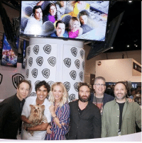 One from @comiccon this Summer. Did anyone see our panel? 🎥🙌😊 . 👀 . tbbt thebigbangtheorycast @therealjimparsons kaleycuoco @normancook sheldoncooper johnnygalecki @sanctionedjohnnygalecki bigbangtheorytime bigbangtheory trio cbs bigbang shamy penny sheldon raj thebigbangtheory: One from @comiccon this Summer. Did anyone see our panel? 🎥🙌😊 . 👀 . tbbt thebigbangtheorycast @therealjimparsons kaleycuoco @normancook sheldoncooper johnnygalecki @sanctionedjohnnygalecki bigbangtheorytime bigbangtheory trio cbs bigbang shamy penny sheldon raj thebigbangtheory