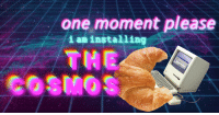One, Moment, and Please: one moment please  i aminstalling