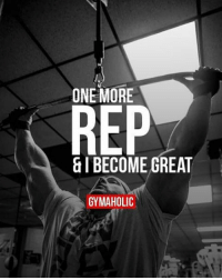 Yes!!! gymaholic gym weights beast muscle health fitness apparel squad pain sweat kf streetwear activewear lifestyle motivation knuckleflex reps lafitness liftlife lift socal california nonstop positive ✔️✔️✔️✔️✔️✔️✔️✔️✔️✔️✔️✔️🏋🏼♀️🏋🏼🍽❕❕❕❕❕💯💯💯💯💪🏽🙌🏽 Knuckleflex™🔁🔁🔁🔁🔁 repeat friday flexfriday: ONE MORE  REP  BECOME GREAT  GYMAHOLIC Yes!!! gymaholic gym weights beast muscle health fitness apparel squad pain sweat kf streetwear activewear lifestyle motivation knuckleflex reps lafitness liftlife lift socal california nonstop positive ✔️✔️✔️✔️✔️✔️✔️✔️✔️✔️✔️✔️🏋🏼♀️🏋🏼🍽❕❕❕❕❕💯💯💯💯💪🏽🙌🏽 Knuckleflex™🔁🔁🔁🔁🔁 repeat friday flexfriday