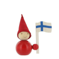 One of Many Unique Finnish Christmas Decorations | Christmas Meme on ...