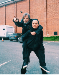 One of my favorite pictures. I'm hoping Rey is a Skywalker. (I'm still open to other origin theories) Seriously though how cool would that be? (Rhetorical) A father training his daughter to become a Jedi. Anyway, If Rey doesn't carry Luke on her back I'll be disappointed 😂 I have nothing else to post right now. Been busy getting over a cold. Good night! _ . episode8 anakinskywalker starwars lukeskywalker theforceawakens poedameron hansolo kyloren adamdriver anewhope yoda ewanmcgregor harrisonford k2so rogueone jynerso cassianandor chewbacca obiwankenobi obiwan daisyridley rey markhamill: One of my favorite pictures. I'm hoping Rey is a Skywalker. (I'm still open to other origin theories) Seriously though how cool would that be? (Rhetorical) A father training his daughter to become a Jedi. Anyway, If Rey doesn't carry Luke on her back I'll be disappointed 😂 I have nothing else to post right now. Been busy getting over a cold. Good night! _ . episode8 anakinskywalker starwars lukeskywalker theforceawakens poedameron hansolo kyloren adamdriver anewhope yoda ewanmcgregor harrisonford k2so rogueone jynerso cassianandor chewbacca obiwankenobi obiwan daisyridley rey markhamill