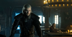One of my favourite details about the Witcher is if you look hard enough you will not see a Starbucks coffee cup: One of my favourite details about the Witcher is if you look hard enough you will not see a Starbucks coffee cup