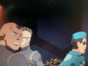Head, Arrow, and Bender: One of the background characters in SAO II has an air bender arrow on his head (EP 8)