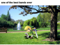 Band: one of the best bands ever