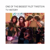 this left me shook: ONE OF THE BIGGEST PLOT TWISTS IN  TV HISTORY this left me shook