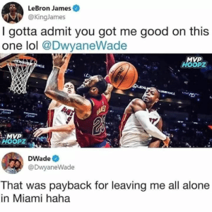 "One of the comments said, ""LeBron is to teammates what Future is to baby mommas"" 😂 (via /r/BlackPeopleTwitter): One of the comments said, ""LeBron is to teammates what Future is to baby mommas"" 😂 (via /r/BlackPeopleTwitter)"