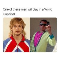 Soccer, Sports, and World Cup: One of these men will play in a World  Cup final Double tap if it's coming home!